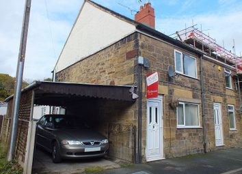 Thumbnail 2 bed end terrace house to rent in Bank Street, Southsea, Wrexham