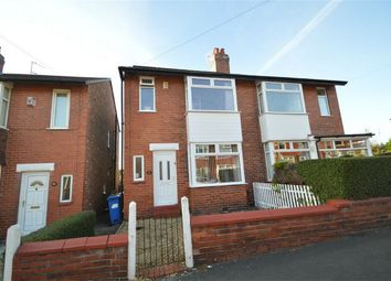 Thumbnail 3 bed semi-detached house for sale in 20 Naples Road, Edgeley, Stockport, Cheshire
