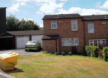 Thumbnail 2 bedroom semi-detached house for sale in Reedmace Close, Kings Norton, Birmingham