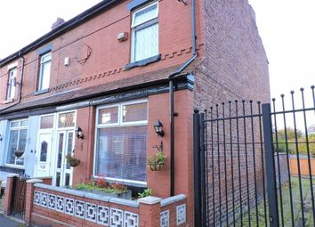 Thumbnail 3 bed end terrace house for sale in Kingsmill Avenue, Levenshulme, Manchester