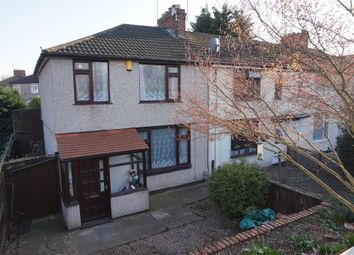 Thumbnail 3 bedroom end terrace house for sale in Burlington Road, Stoke, Coventry