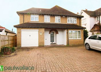Thumbnail 5 bed detached house to rent in Church Lane, Cheshunt, Waltham Cross