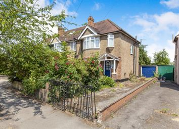 Eastworth Road, Chertsey, Surrey KT16. 3 bed semi-detached house for sale