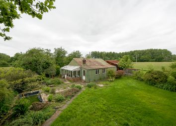 Thumbnail 2 bed detached bungalow for sale in Winchester Road, Durley, Southampton
