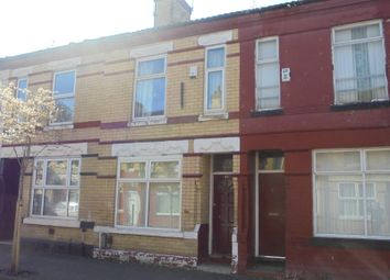 Thumbnail 2 bed terraced house for sale in Longden Road, Manchester