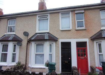 Thumbnail 3 bed terraced house for sale in Park Road, Colwyn Bay