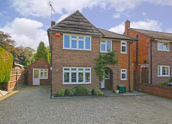 Thumbnail 5 bed detached house for sale in Craigweil Avenue, Radlett
