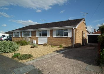 Thumbnail 2 bed semi-detached bungalow to rent in Birchin Close, Nantwich