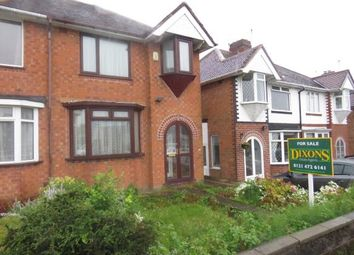 Thumbnail 3 bed semi-detached house for sale in Gibbins Road, Selly Oak, Birmingham, West Midlands