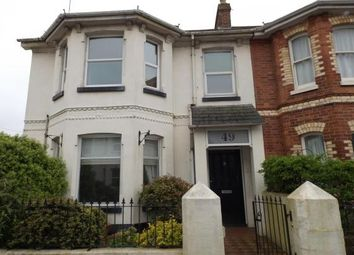 Thumbnail 2 bedroom flat to rent in Victoria Road, Exmouth