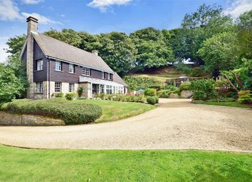 Thumbnail 4 bed detached house for sale in Main Road, Shorwell, Isle Of Wight