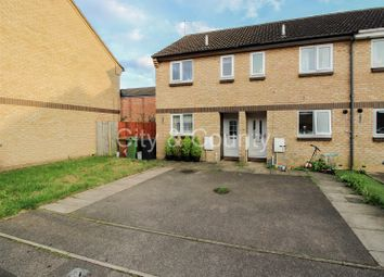 Thumbnail 2 bedroom end terrace house for sale in Brancepeth Place, Woodston, Peterborough