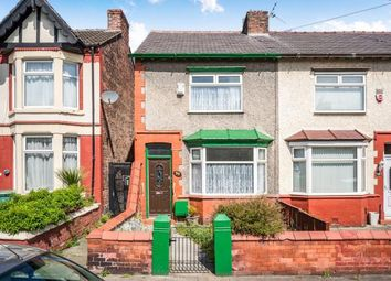 Thumbnail 3 bed end terrace house for sale in Eastbourne Road, Walton, Liverpool, Merseyside