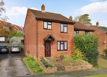 Thumbnail 3 bed semi-detached house to rent in Uplands Close, Uckfield