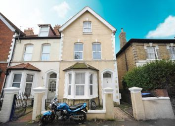 Thumbnail 5 bed end terrace house for sale in South Eastern Road, Ramsgate