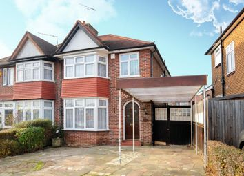 Thumbnail 3 bedroom semi-detached house to rent in Stanmore, Middlesex