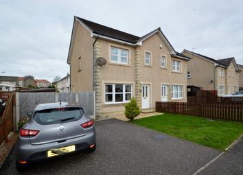 Thumbnail 3 bed semi-detached house for sale in Gilmour Wynd, Stevenston, North Ayrshire