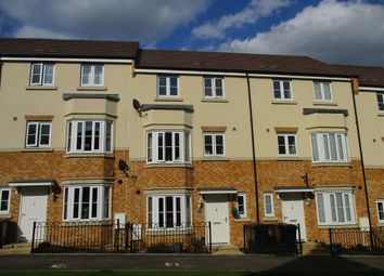 Thumbnail 5 bedroom town house for sale in Roman Road, Corby
