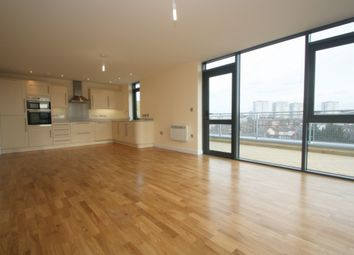 Thumbnail 2 bedroom penthouse to rent in The Drapery, Axminster Road, Holloway