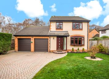 Thumbnail 4 bed detached house for sale in Charlecote Drive, Chandler's Ford, Eastleigh