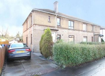 Thumbnail 3 bed flat for sale in Kinellar Drive, Garscadden, Glasgow