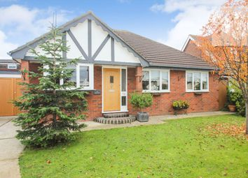 Thumbnail 3 bed bungalow for sale in Dalen Avenue, Canvey Island