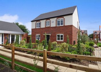 Thumbnail 3 bed detached house for sale in Swanlow Lane, Winsford, Cheshire
