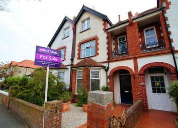 Thumbnail 6 bed terraced house for sale in Victoria Drive, Eastbourne