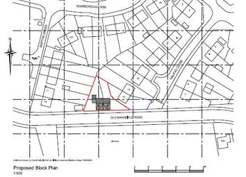 Thumbnail Land for sale in Halifax Close, Derby