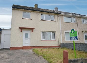 Thumbnail 3 bed semi-detached house to rent in Patterdale Avenue, Whitehaven