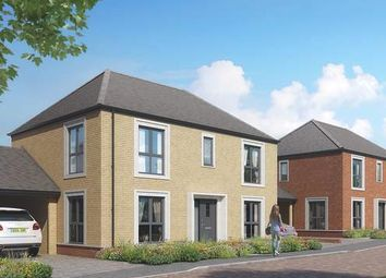 Thumbnail 4 bedroom link-detached house for sale in Tower View, Kings Hill, Kent