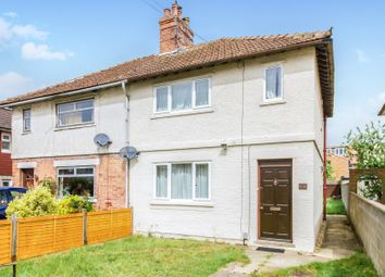 Thumbnail 3 bed semi-detached house for sale in Swinburne Road, Oxford