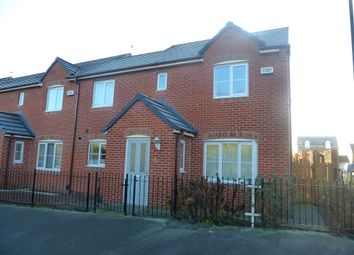 Thumbnail 3 bed end terrace house for sale in Seaton Lane, Hartlepool