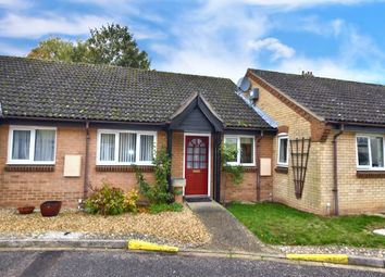Thumbnail 2 bedroom terraced bungalow for sale in Kimbolton, Peterborough