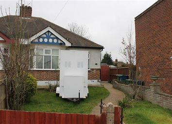 Thumbnail 3 bed bungalow to rent in Kenmore Gardens, Burnt Oak, Edgware