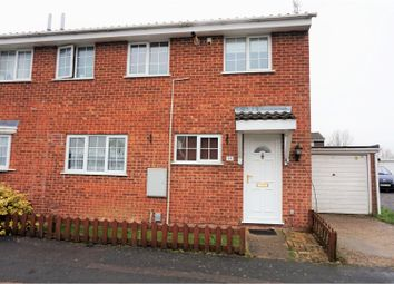Thumbnail 3 bed semi-detached house for sale in Ryton Close, Luton