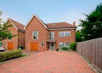 Thumbnail 5 bed detached house for sale in Upper Hill Rise, Rickmansworth, Hertfordshire