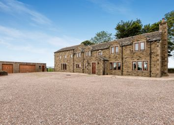 Thumbnail 5 bed detached house for sale in Lees Moor, Keighley