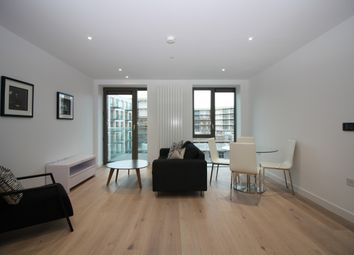 Thumbnail 2 bed flat to rent in Royal Wharf, Admiralty Avenue