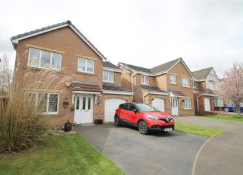 Thumbnail 4 bed detached house for sale in West Holmes Place, Broxburn