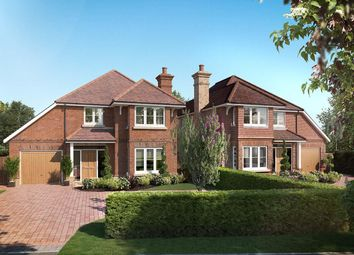 Thumbnail 4 bed property for sale in School Lane, Puttenham, Guildford