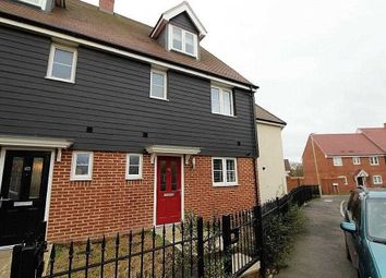 Thumbnail 4 bed town house for sale in Ryeland Way, Ashford