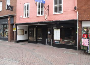 Thumbnail Retail premises to let in To Let - Former Matabeau Cafe, 21 Commercial Street, Hereford