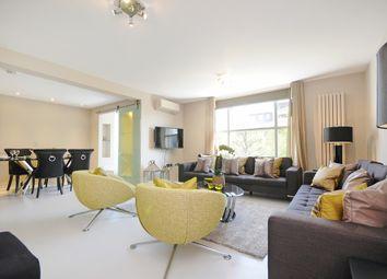 Thumbnail 4 bedroom flat to rent in St John's Wood Park, St John's Wood
