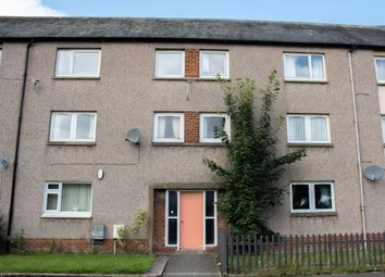 Thumbnail 3 bed flat for sale in Carnegie Drive, Camelon, Falkirk