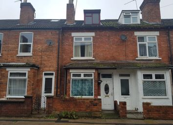Thumbnail 4 bed terraced house for sale in 9 Trent Street, Gainsborough, Lincolnshire