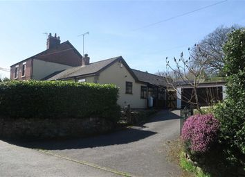 Thumbnail 4 bed detached bungalow for sale in Prince George Street, Cheadle, Stoke-On-Trent