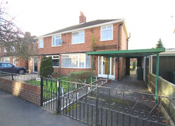 Thumbnail 3 bed semi-detached house for sale in Brightside Avenue, Staines-Upon-Thames