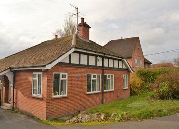 Thumbnail 2 bedroom detached bungalow to rent in Bath Road, Manton, Marlborough