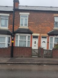 Thumbnail 2 bed terraced house for sale in Bordesley Green Road, Bordesley Green